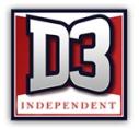 Independent d3